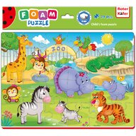 Roter Kafer - Puzzle Zoo 24 piese  RK1201-06