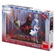 Puzzle personaje Frozen II , Puzzle Copii , Piese XL, piese 300