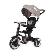 QPlay - Tricicleta pliabila pentru copii Rito Gri