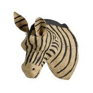 Quax Decoratiune perete Trofeu Zebra Large