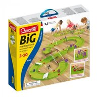 Quercetti - Joc creativ Big Marbledrome Basic Set