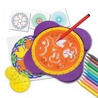 Quercetti - Set creativ Spirogiro Mandala