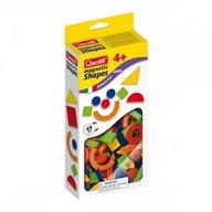 Joc creativitate Quercetti Forme Geometrice magnetice 49 piese
