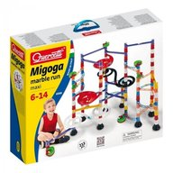 Quercetti - Joc constructie Migoga Super Maxi Marble Run