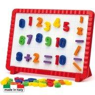 Quercetti - Tablita magnetica cu 48 cifre
