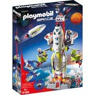 Playmobil - Racheta spatiala cu lansator