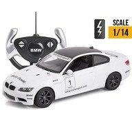 Rastar BMW M3 Motorsport Model 1:14 Alb