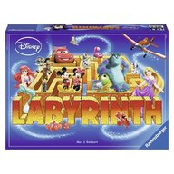Ravensburger - Joc Labirint - Personajele Disney