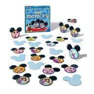 Ravensburger - Jocul Memoriei - Clubul Lui Mickey Mouse