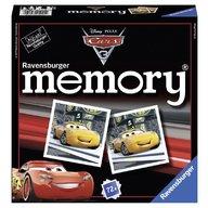 Ravensburger - Jocul Memoriei - Disney Cars 3