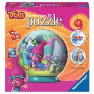 Ravensburger - Puzzle 3D Trolls, 72 piese