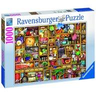 Ravensburger - Puzzle Dulap de bucatarie, 1000 piese