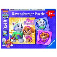 Ravensburger - Puzzle Patrula catelusilor M1
