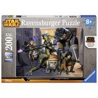 Ravensburger - Puzzle Razboiul Clonelor, 200 piese