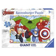 Ravensburger - Puzzle Razbunatorii, 24 piese