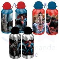 Recipient 500 ml Batman, Superman
