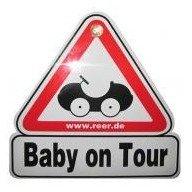 Semn de masina Baby on Tour REER 80210