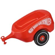 Big - Remorca  Bobby Car red