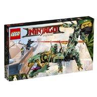 LEGO - Robotul balaur Ninja, Verde