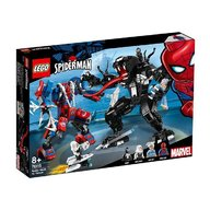 LEGO - Robotul paianjen contra Venom