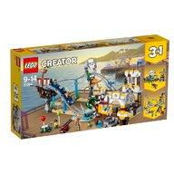 LEGO - Roller Coaster-ul Piratilor