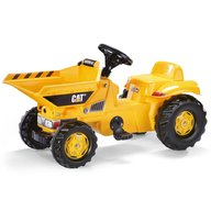ROLLY TOYS Tractor Cu Pedale Copii  024179 Galben
