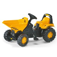 ROLLY TOYS Tractor Cu Pedale Copii  024247 Galben
