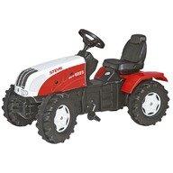 Rolly Toys Tractor cu pedale copii  035304 Alb Rosu