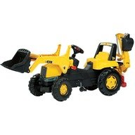 Rolly Toys Tractor cu pedale copii  812004 Galben