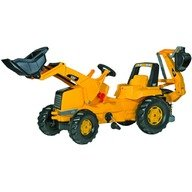 Rolly Toys Tractor cu pedale copii  813001 Galben