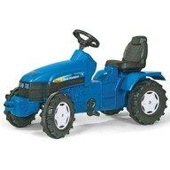 Rolly Toys Tractor cu pedale pentru copii  036219 Albastru