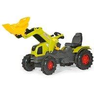 Rolly Toys Tractor cu pedale pentru copii 611041 Verde