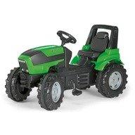 Rolly Toys Tractor cu pedale pentru copii  700035 Verde