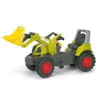 Rolly Toys Tractor cu pedale pentru copii 710232 Verde