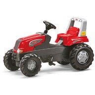 Rolly Toys Tractor cu pedale pentru copii  800254 Rosu