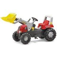 Rolly Toys Tractor cu pedale pentru copii  811380 Rosu