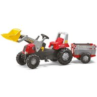 ROLLY TOYS Tractor Cu Pedale Si Remorca Copii 811397