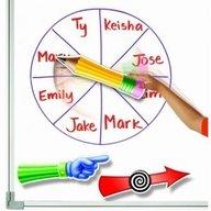 Learning Resources - Rotitor pentru sala de clasa