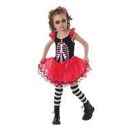 Rubie's - Costum de carnaval - Schelet Balerina
