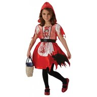 Rubie's - Costum de carnaval Scufita Rosie infricosatoare