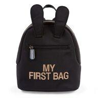 Childhome - Rucsac copii My first bag, Negru