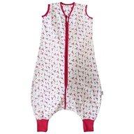 Slumbersac - Sac de dormit cu picioruse Flamingo 5-6 ani 1.0 Tog
