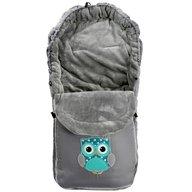 Tutumi - Sac de iarna Owl, Gri