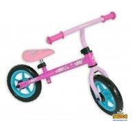 Saica - Bicicleta fara pedale copii Hello Kitty roti 12 inch