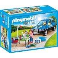 Playmobil - Salon mobil pentru ingrijire catei