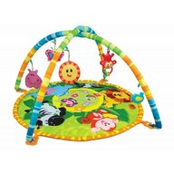 Winfun - Saltea cu arcade activitati bebe Animalele Junglei