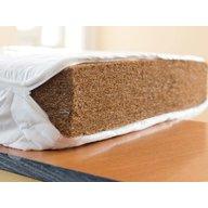 MyKids - Saltea fibra de cocos integral , husa bumbac matlasat, 120x60x8 cm