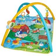 Kidscare - Salteluta de joaca patrata ferma vesela