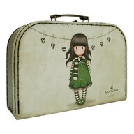 Santoro Gorjuss - Cutie depozitare tip valiza mare The Scarf