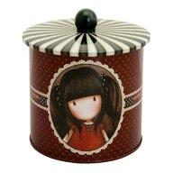 Santoro Gorjuss - Cutie metalica pt biscuiti, Ruby